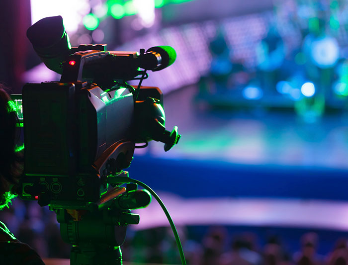 streaming eventos