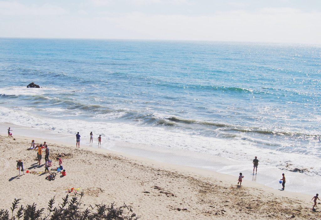 playas con wifi de españa