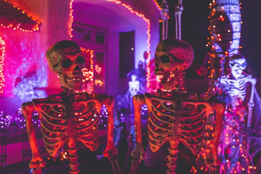 Ideas para Organizar un Evento de Halloween