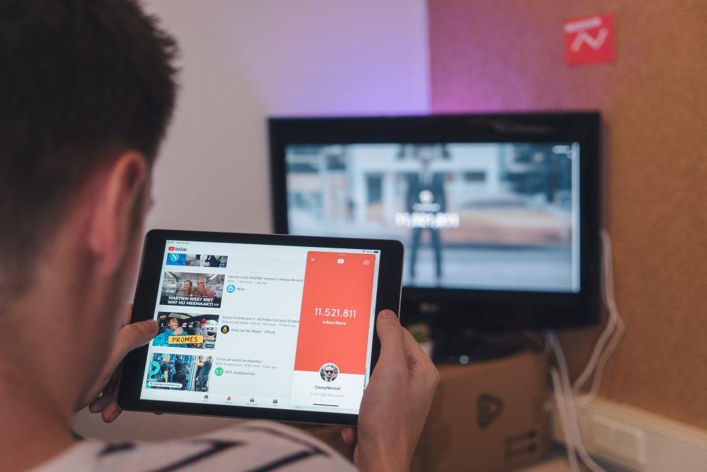 plataformas para hacer streaming