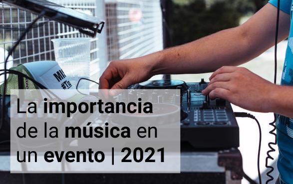 musica eventos 2021